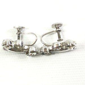 Trifari Jewelry - Set of 4 Vintage Clip On Earrings Trifari Monet Na
